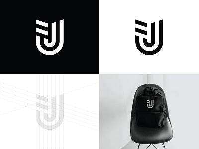 Letter J Logo logoground stock logos logo for sale graphic designer brand designer logo maker logo designer black logo clothing brand fashion logo letter j letter j logo shield logo