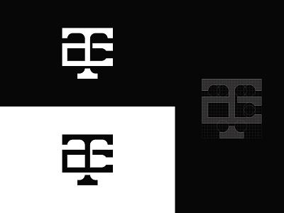 T&C Monogram Logo typographic logo letter logo logoground stock logos logo for sale simple logo stylish logo fashion logo tc monogram graphic designer brand designer logo maker logo designer