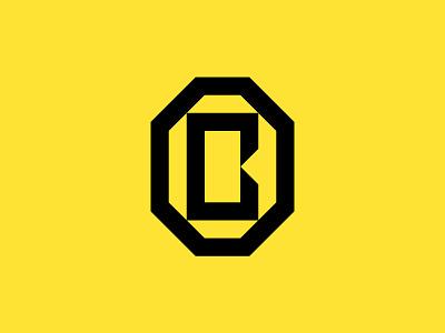 OB Monogram Logo typographic logo letter logo logoground stock logos logo for sale graphic designer brand designer logo maker logo designer ob monogram ob