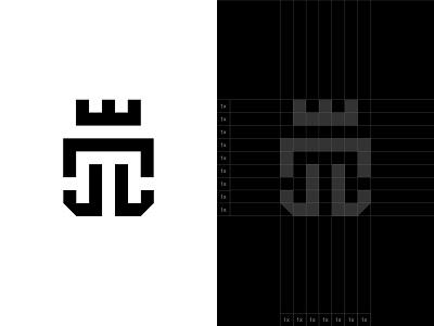 JJ Monogram Logo stock logos logo for sale graphic designer brand designer logo maker logo designer unique bold clean minimalism minimalistic logo monochrome logo jj monogram jj