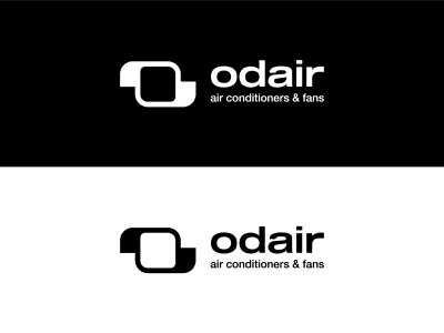 Odair Logo stock logos logo for sale logo maker graphic designer o letter o logo logo designer logo fans air conditioner fan logo fan