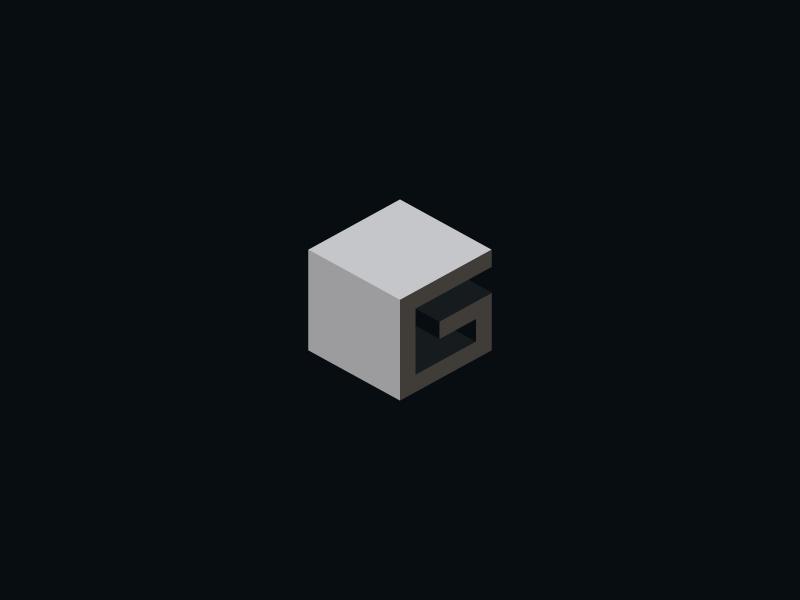 3d Letter G Logo logoground logo for sale graphic designer brand designer logo designer logo maker