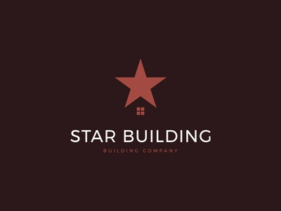 Logo for sale - Star Building