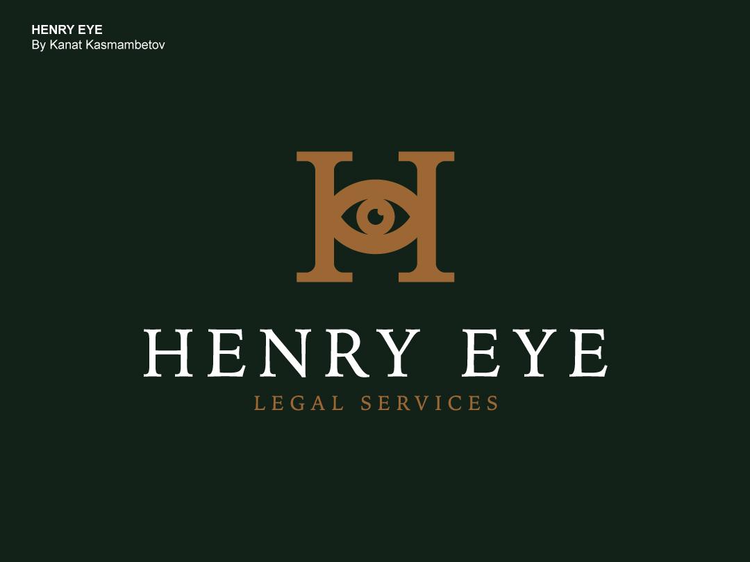 Henry Eye Legal Services Logo