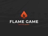 Flame Game Logo