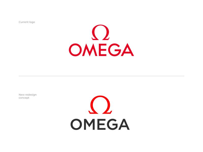Omega Logo Redesign omega logo redesign omega logo graphic designer brand designer logo maker logo designer