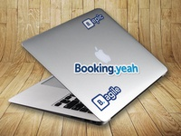 Booking Stickers