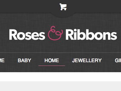 RnR Commerce Website