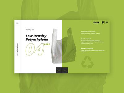 Dribble design for climate change #DDCC 4/7 web uxdesigner ux uidesigner ui8 sustainability nature interaction design design climate change ui