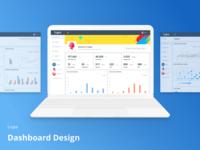 Dashboard Design of Lupa