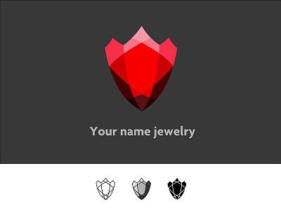 Jewelry logo read logo illustrator jewelry