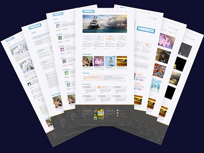 Web Desing photoshop web