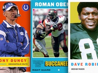 Hall of Fame Player Cards