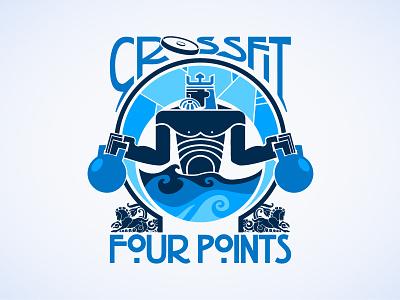 Crossfit Four Points poseidon four crossfit