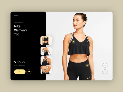 Daily UI challenge #012 - Single Product