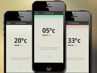 iPhone app: AC