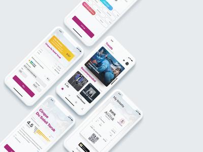 General Entertainment Authority | Roznamah app concept