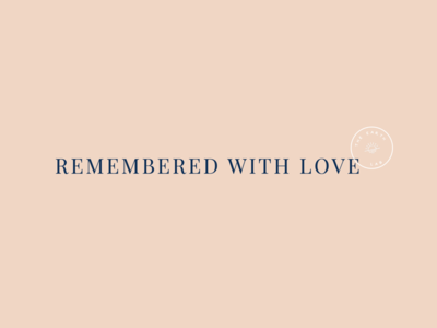 Remembered with Love (TEL)