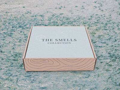The Smells Collection kit concept adobeawards