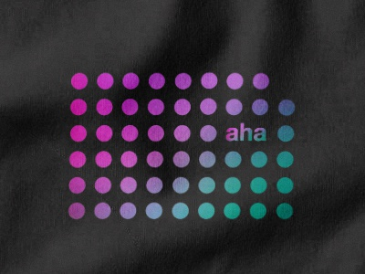 Callahan T-Shirt Design company team lawrence kansas dots agency aha gradient brand design t-shirt callahan