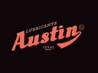 Austin Lubricants - Brand Design