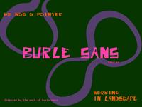 Burle Sans