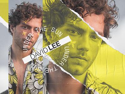 DAVID LEE - UNDER THE SUN COLLECTION fashion summer art direction design
