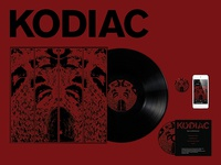 "KODIAC ""Being and Nothingness"" Album Branding"