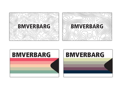 BMVERBARG Business Card Designs moo photography photographer design card business