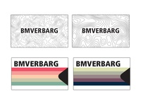 BMVERBARG Business Card Designs