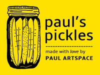 Paul's Pickles Design