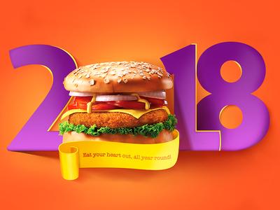 Go get a burger!