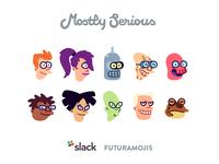 Futuramojis for Slack