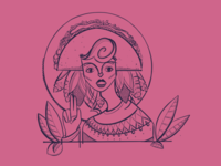 Our lady of tacos, patron saint of streetfood