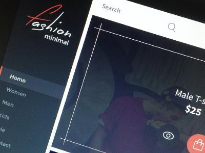 Sunday Work shop fashion e-commerce icons icon ui
