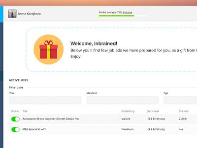 Web app dashboard ui web app dashboard navigation sidebar
