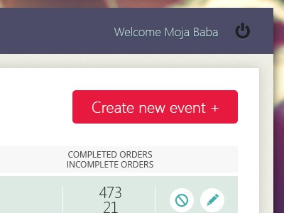App events
