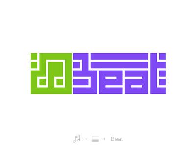 Streaming music startup logotype. musiclogo musicnote pixel beat beatlogo streamingmusiclogo concept logoinspiration logodaily logo logotype logoinspire dailylogochallenge kfunkydesign design k-funky karen sardaryan