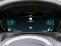 Dashboard Ambient Light