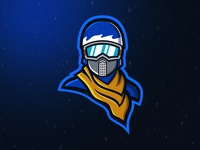 Fortnite Alpine Ace Mascot Logo