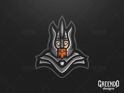 Warrior Mascot Logo [FOR SALE]