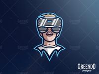 VR Mascot Logo [FOR SALE]
