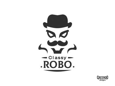 Classy Robo Logo [ FOR SALE ]
