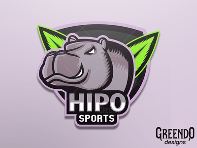Hipo Mascot Logo [ FOR SALE ]