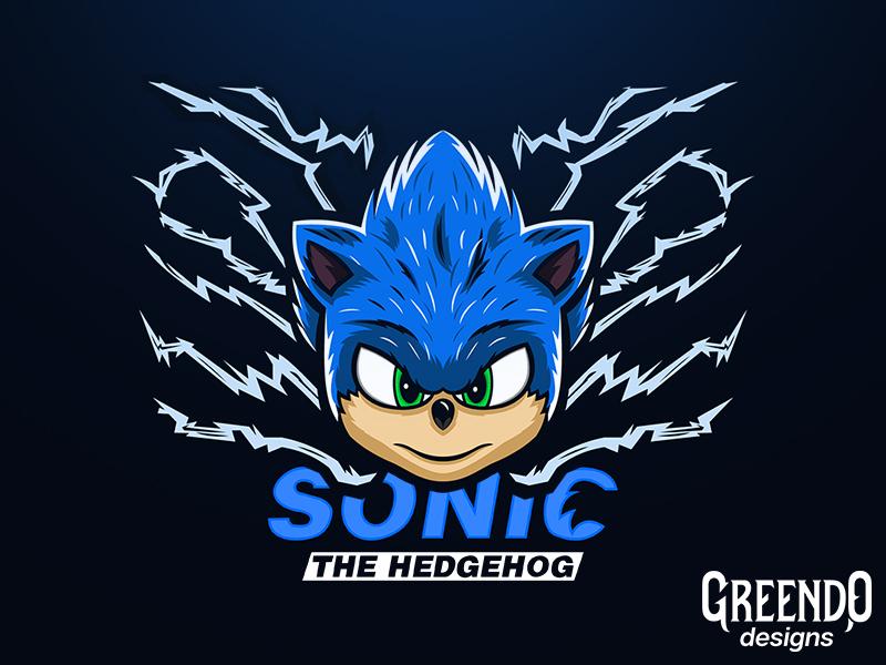 Sonic The Hedgehog By Daniel Tsankov On Dribbble