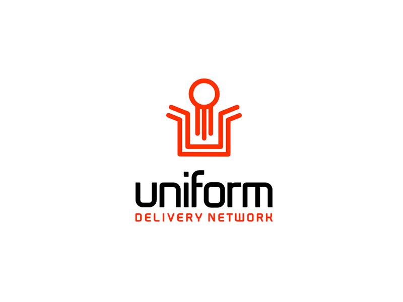 Uniform Logo vectors brand typography graphic design identity branding icon design  logo design logo logo alphabet 5a47f9357