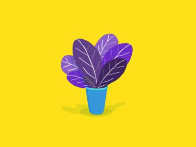 Color Plant 05 alternative vectors vector illustration nature plants plant