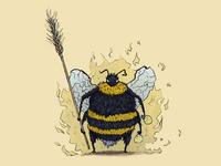 Bumblebee Bomber