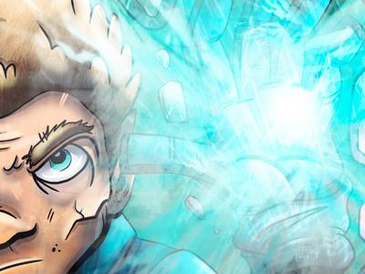 Ice-man WIP
