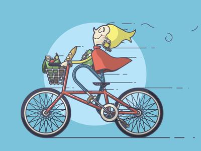 Bike Ridin'
